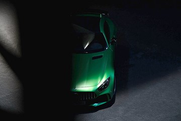 Race-Inspired Mercedes-AMG GT R Teased