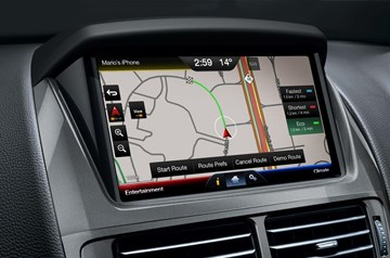 Ford Australia To Offer Free SatNav Updates