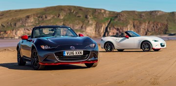 Mazda To Show New MX-5 Icon Edition At Goodwood