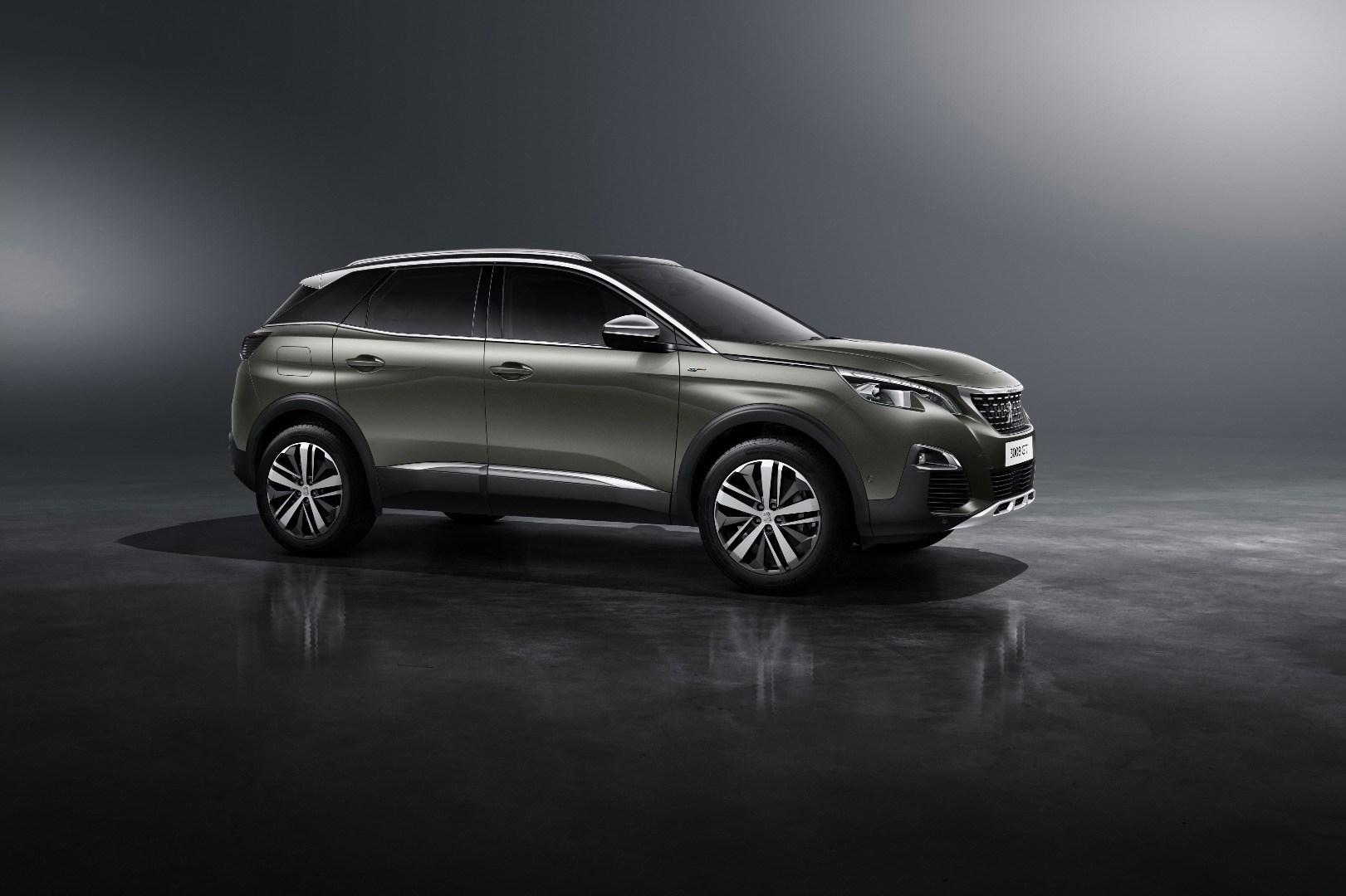 Peugeot Unveils New 3008 GT, GT Line Thumbnail