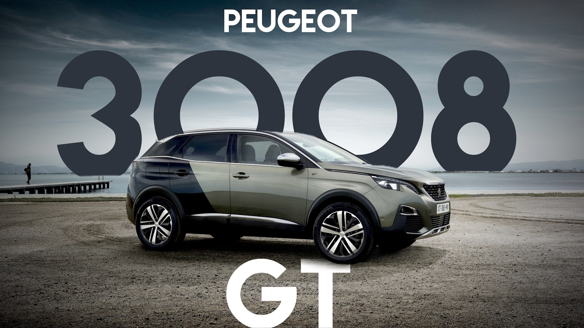 Peugeot Unveils New 3008 GT, GT Line