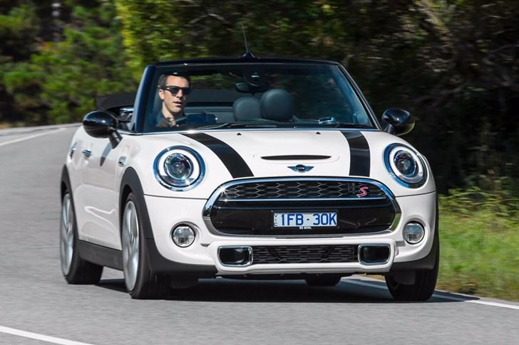 2016 MINI Cooper S Convertible - Australia