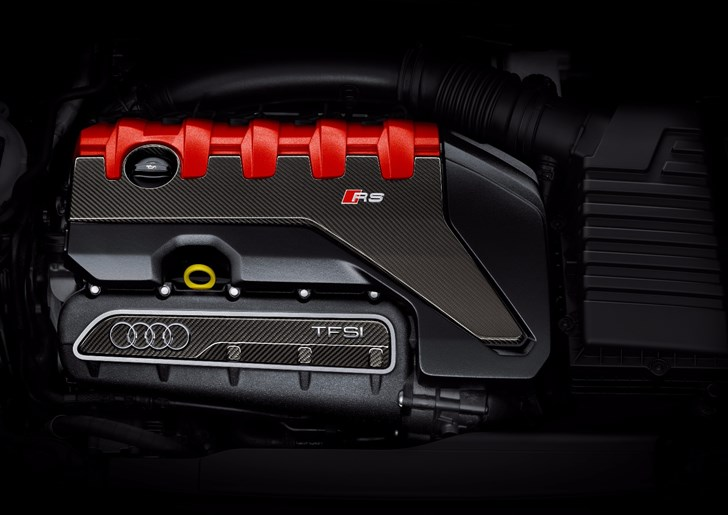Audi's 2.5-litre Five-Pot TSFI Wins Engine Of The Year