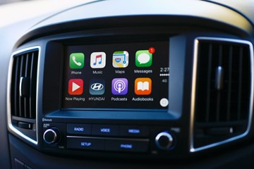Hyundai Adds Apple CarPlay Support To Accent, iMax, iLoad