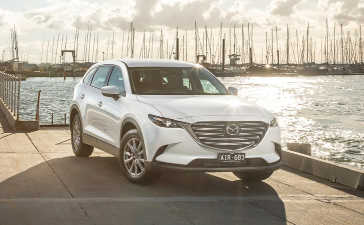Mazda Confirms CX-9 Priced From $42,490