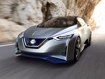 2015 Nissan IDS Concept - Tokyo Motor Show