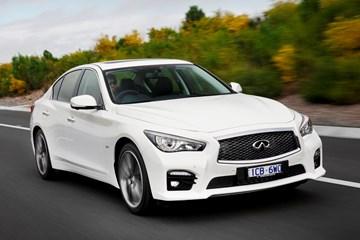 Infiniti Australia Recalls Q50 For Steering System Flaw
