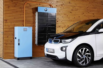 BMW Uses i3 Batteries To Wade Into Home Energy