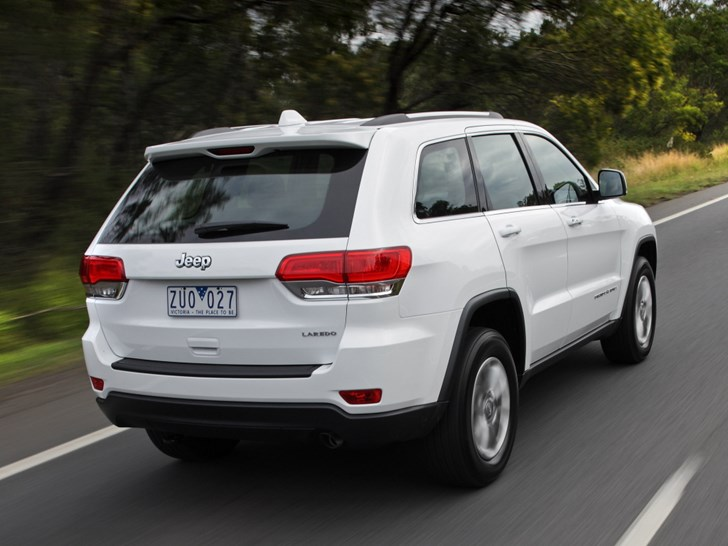 Over 45,000 Oz FCA Vehicles Involved In Rollaway Recall