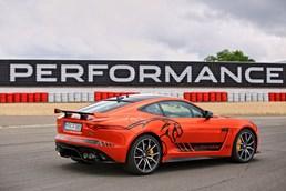 Jaguar Offers Nurburgring Laps In F-Type SVR