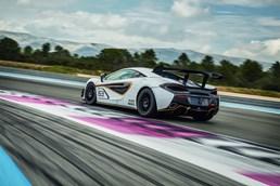 McLaren 570S Sprint To Debut At Goodwood