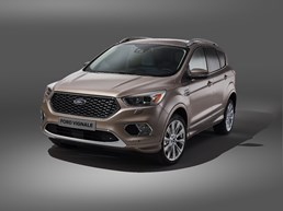 Ford Outs Luxurious Kuga Vignale SUV