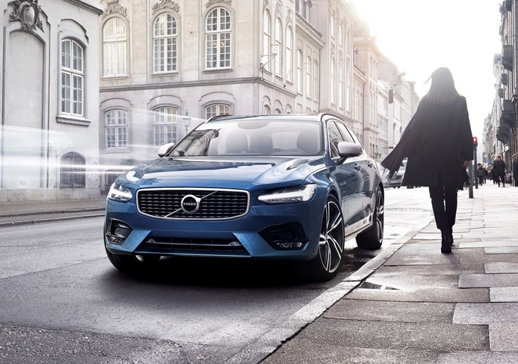 Volvo Reveals Sportier S90 & V90 In R-Design Trim
