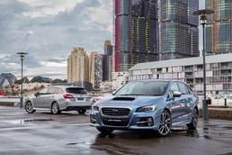 2017 Subaru Levorg - Australia