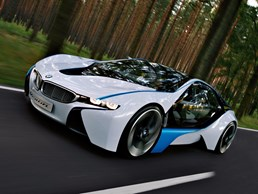 Next BMW i8 Could Ditch Petrol Engine For Big Electric Power