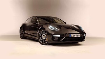 2017 Porsche Panamera Turbo Leaked