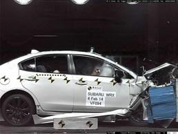 Subaru Levorg Earns 5-Star ANCAP Score