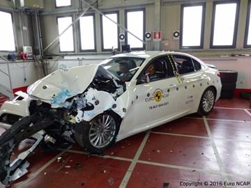 Alfa Romeo Giulia Scores Top Marks In Euro NCAP Tests
