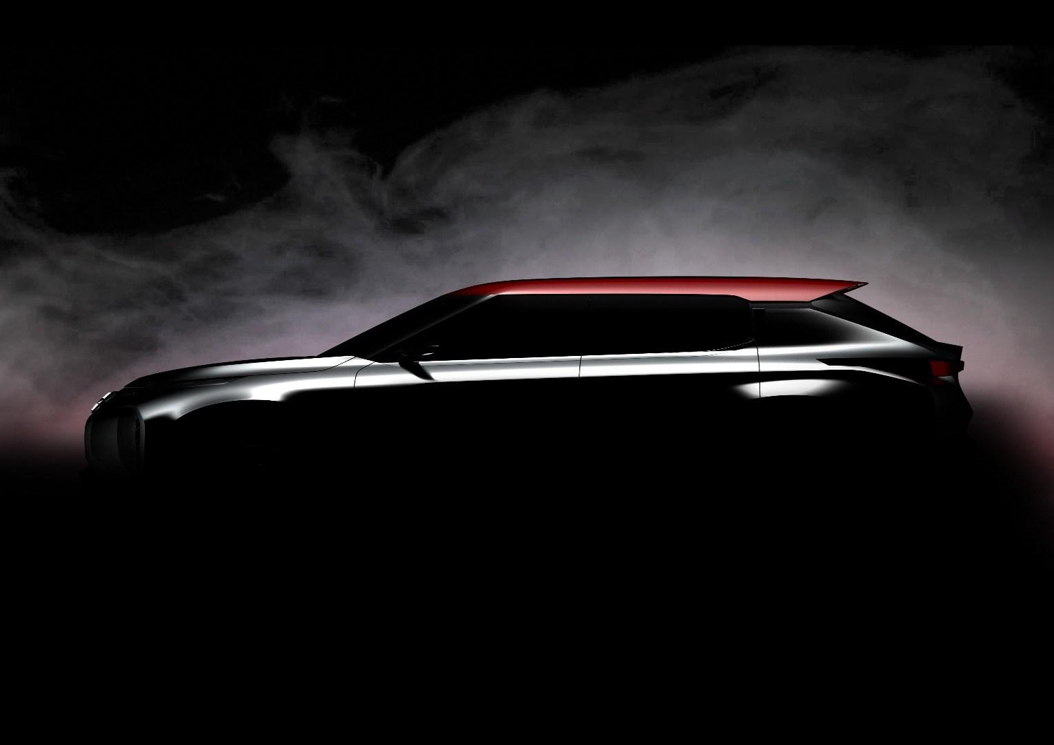 Mitsubishi Teases 'Grand Tourer' Concept Thumbnail