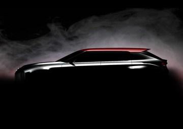 Mitsubishi Teases 'Grand Tourer' Concept