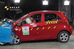 ANCAP Retests Kia Picanto After 0-Star Rating Abroad