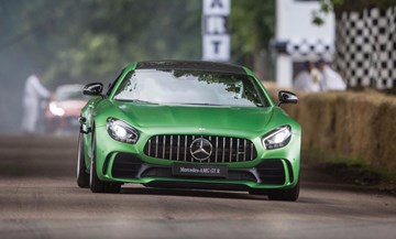 Mercedes-AMG GT Range To Expand To Black, GT4 Models