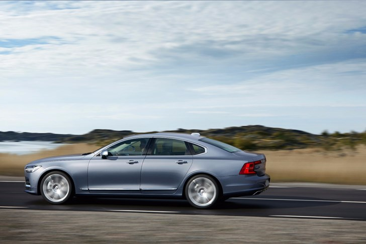 Volvo's All-New S90 Flagship Arrives In Australia