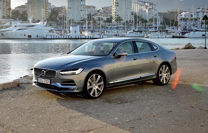 Volvo's All-New S90 Flagship Arrives In Australia