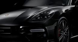 2017 Porsche Panamera Turbo and 4S