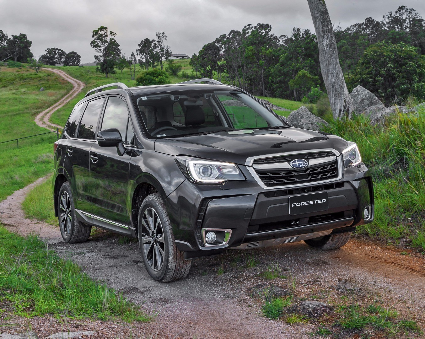 2016 Subaru Forester XT - Review Thumbnail