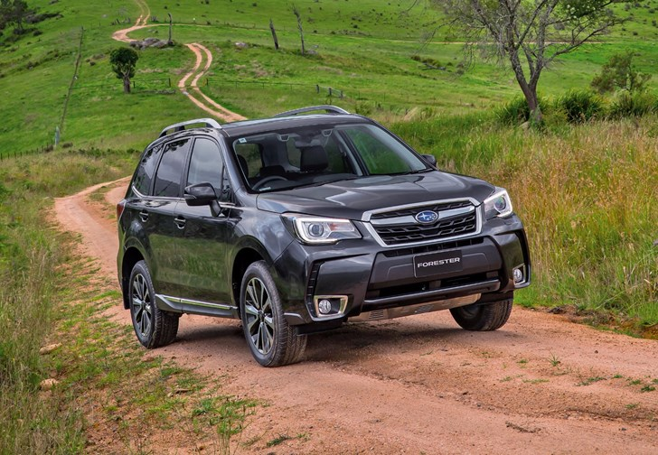 2016 Subaru Forester XT - Review