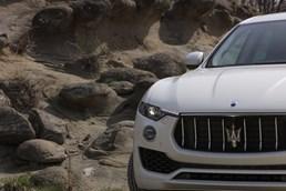 2016 Maserati Levante SUV Previewed In Australia