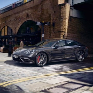 Porsche Unveils All-New Panamera In Berlin