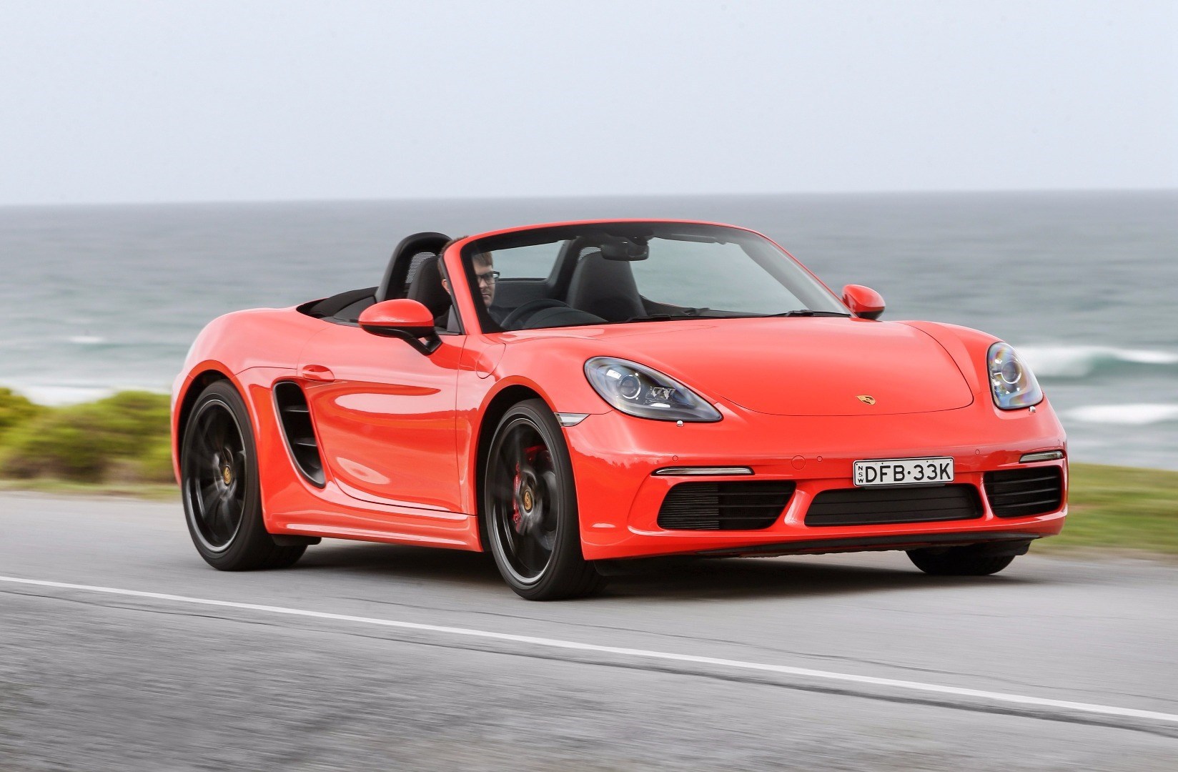 2016 Porsche 718 Boxster - First Drive Review Thumbnail