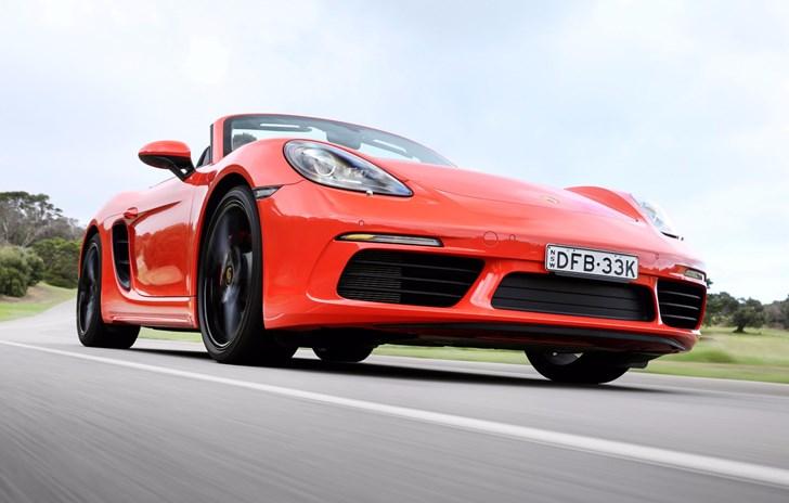 2016 Porsche 718 Boxster - Australia