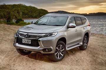 Mitsubishi Pajero Sport To Have Standard Third Row Seats
