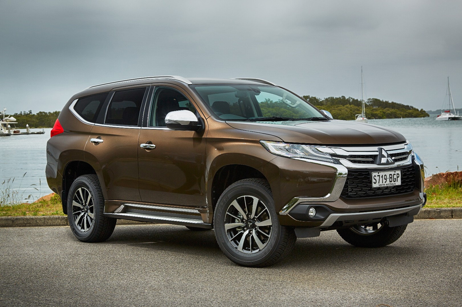 Mitsubishi Pajero Sport GLS & Exceed now standard with ...