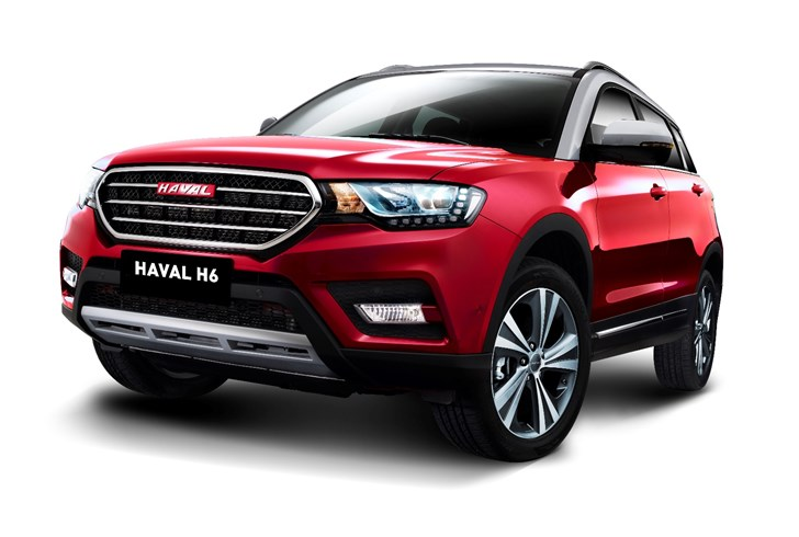 Haval H6 To Debut In Australia By September