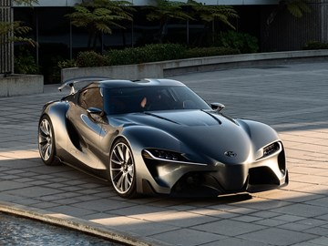 Next Toyota Supra May Inherit Sporty BMW Hybrid Tech