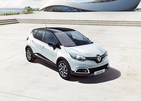 Renault Expands Captur Range With 'Iconic Nav' Special Edition