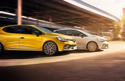 Renault Details Clio RS' 2016 Refresh