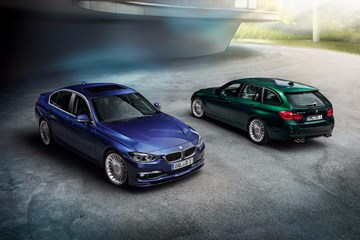 Alpina Cars Soon To Arrive In Oz Showrooms
