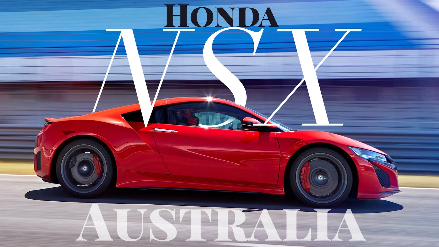 Honda NSX To Be Sold At Five Australian Dealerships