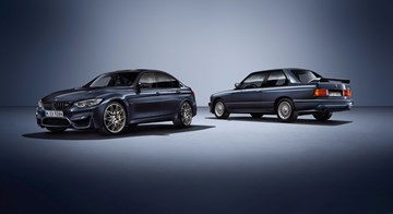 Australia Gets BMW's Limited M3 30 Years Edition