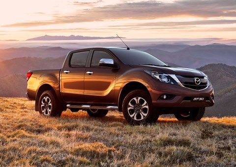 Mazda Teams With Isuzu For Next Pick-Up