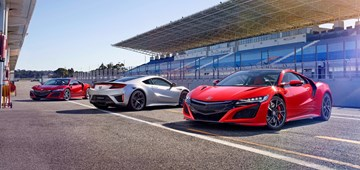 Honda's Big NSX Dreams: Type R, Full EV, Convertible, Track Special