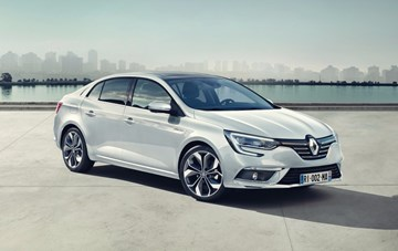 Renault Launches New Megane Grand Coupe Sedan