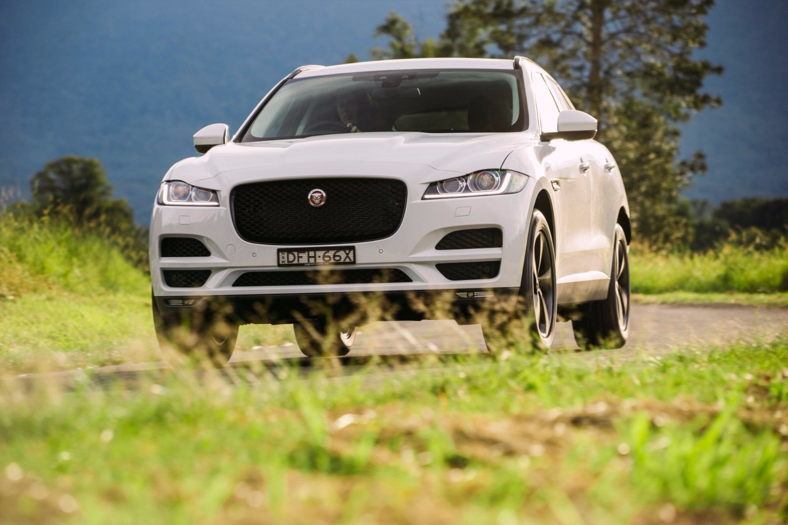 Jaguar F-Pace Arrives In Australia Starting At $74,340 Thumbnail