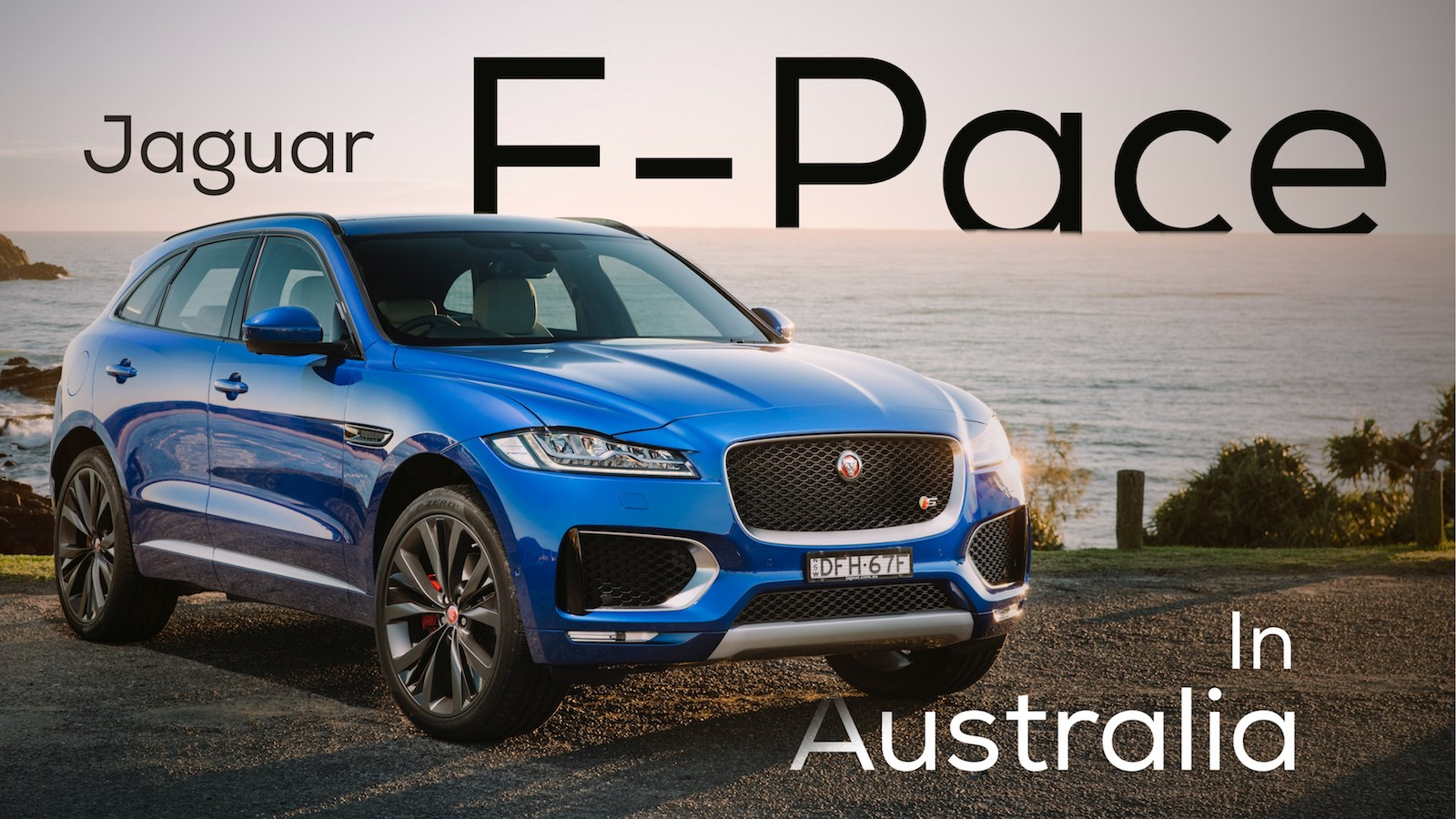Jaguar F-Pace Arrives In Australia Starting At $74,340