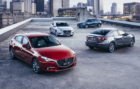 Updated Mazda3 Revealed In Japan, Oz Debut In August